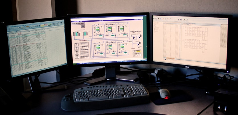 Complete SCADA Systems